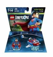 lego dimensions: fun pack - superman (dc comics) - Lego