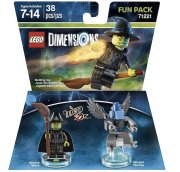 lego dimensions: fun pack - wizard of oz wicked witch (71221) - Lego