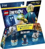 lego dimensions: level pack - dr. who (71204) - Lego