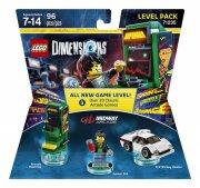 lego dimensions: level pack - retro games - Lego