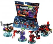 lego dimensions: team pack - dc comics - Lego