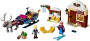 lego disney princess - anna og kristoffers slædeeventyr (41066) - Lego