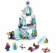 lego disney princess - elsas glitrende is slot (lego 41062) - Lego