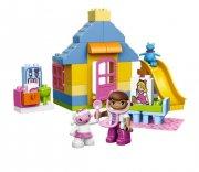lego duplo - doc mcstuffins - baghaveklinikken (lego 10606) - Lego