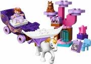 lego duplo - sofia the first magical carriage - 10822 - Lego