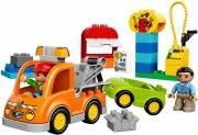 lego duplo - tow truck - 10814 - Lego