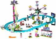 lego friends - amusement park roller coaster (lego 41130) - Lego