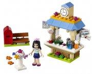 lego friends - emmas touristkiosk - Lego