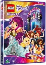 lego friends - episode 7-9 - DVD