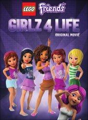 lego friends girlz4life - filmen - DVD