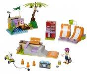 lego friends - heartlake skatepark - Lego