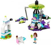 lego friends - amusement park space ride - 41128 - Lego
