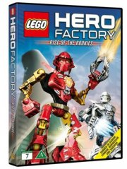 lego hero factory - rise of the rookies - DVD