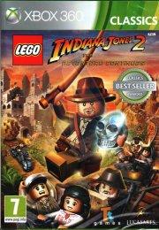 lego indiana jones 2: the adventure continues (classic) - xbox 360