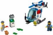 lego juniors - forbryderjagt i politiets helikopter - 10720 - Lego