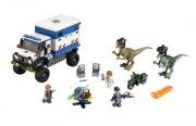 lego jurassic world - raptor-angreb (lego 75917) - Lego