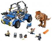 lego jurassic world - t-rex på sporet (lego 75918) - Lego
