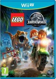 lego: jurassic world - wii u