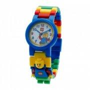 lego armbåndsur klassisk - med minifigur - Diverse