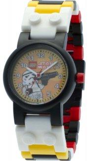 star wars lego armbåndsur - med minifigur - stormtrooper - Diverse