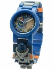 lego nexo knight armbåndsur - med minifigur - clay - Diverse