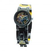 lego armbåndsur super heroes - med minifigur - batman - Diverse