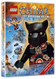 lego: legends of chima 10 - episode 37-41 - DVD