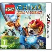lego legends of chima: lavals journey - nintendo 3ds