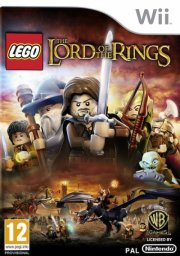 lego lord of the rings - wii