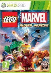 lego - marvel super heroes - xbox 360