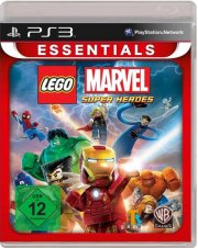 lego marvel super heroes (essential) - PS3