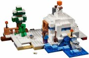 lego minecraft - the snow hideout (lego 21120) - Lego