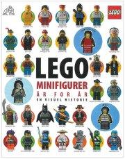 lego® minifigurer år for år - bog