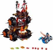 lego nexo knights - general magmars siege machine of doom - 70321 - Lego
