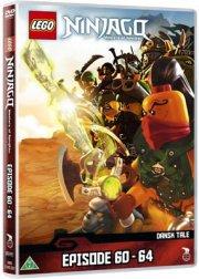 lego ninjago 14 - episode 60-64 - DVD