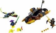 lego ninjago - pansret motorcykel (lego 70733) - Lego