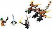 lego ninjago - coles dragon - 70599 - Lego