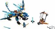 lego ninjago - jays elemental dragon - 70602 - Lego