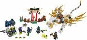 lego ninjago - master wu dragon (lego 70734) - Lego