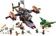 lego ninjago - ulykkesbringeren (70605) - Lego