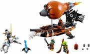 lego ninjago - angrebs-zeppeliner (70603) - Lego