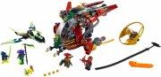 lego ninjago - ronin r.e.x. (lego 70735) - Lego