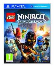 lego ninjago: shadow of ronin - ps vita