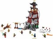 lego ninjago - belejringen af fyrtårnet (70594) - Lego