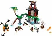 lego ninjago - tiger widow island 70604 - Lego
