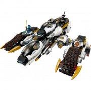 lego ninjago - ultra stealth raider (70595) - Lego