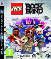 lego rock band (dk) - PS3