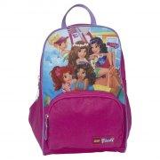 lego - skoletaske / rygsæk til børnehavebørn - friends beach house - Skole