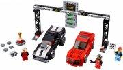 lego speed champions - chevrolet camaro dragracer - 75874 - Lego