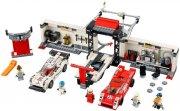 lego speed champions - porsche 919 hybrid and 917k pit lane - 75876 - Lego